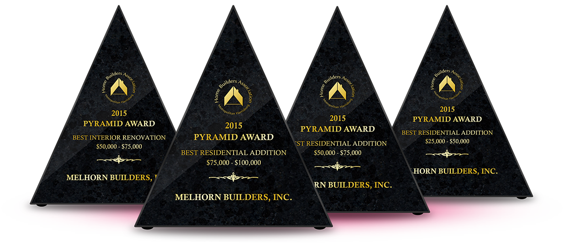 NAHB Harrisburg Builders Association<br>2015 Pyramid Awards
