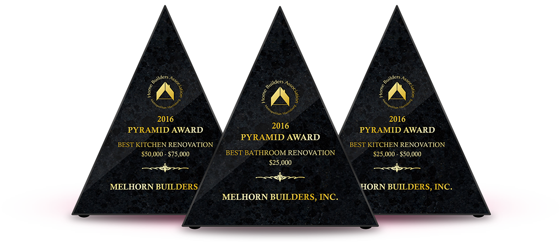 NAHB Harrisburg Builders Association<br>2016 Pyramid Awards
