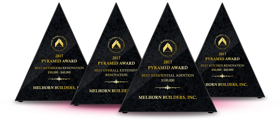NAHB Harrisburg Builders Association<br>2017 Pyramid Awards