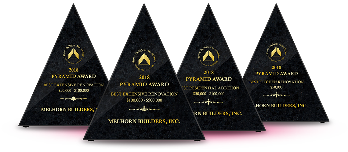 NAHB Harrisburg Builders Association<br>2018 Pyramid Awards